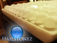 The Hailstonez Spherical Ice Mold