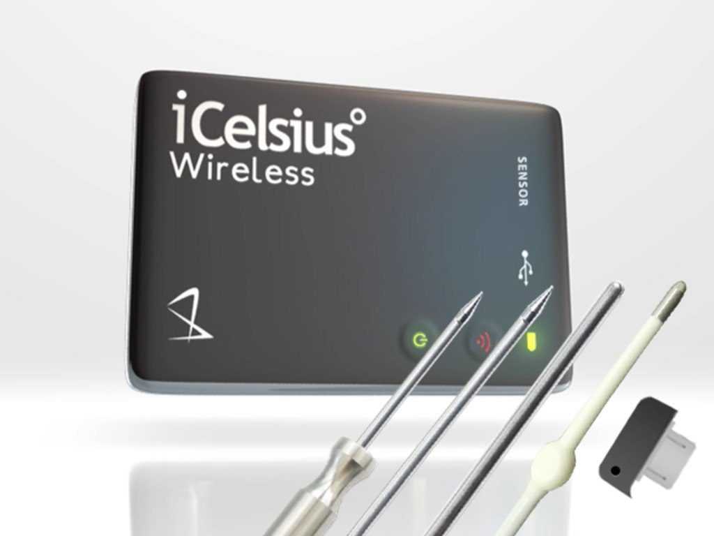 iCelsius Wireless: The Ultimate Sensor Monitoring System's video poster