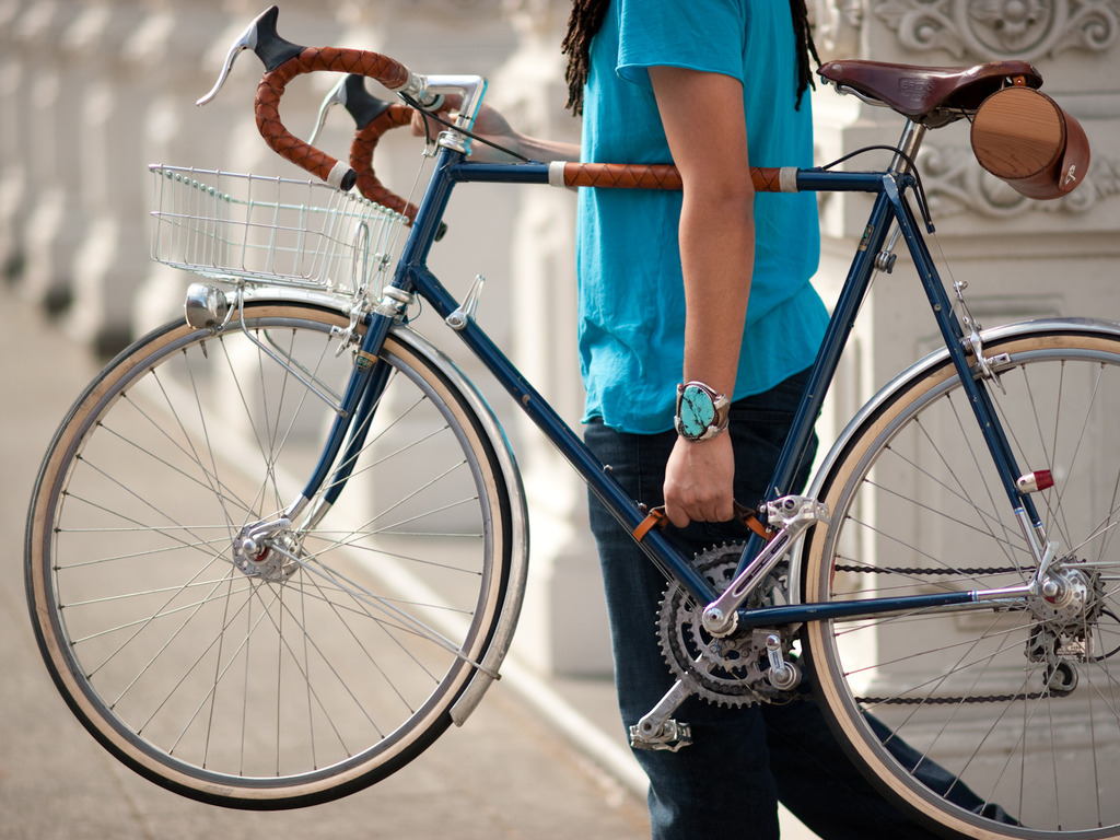 Bicycle Frame Handle's video poster