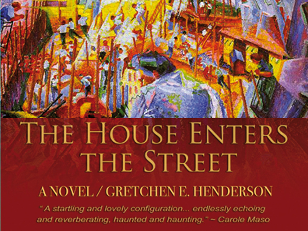 Gretchen E. Henderson's The House Enters the Street's video poster