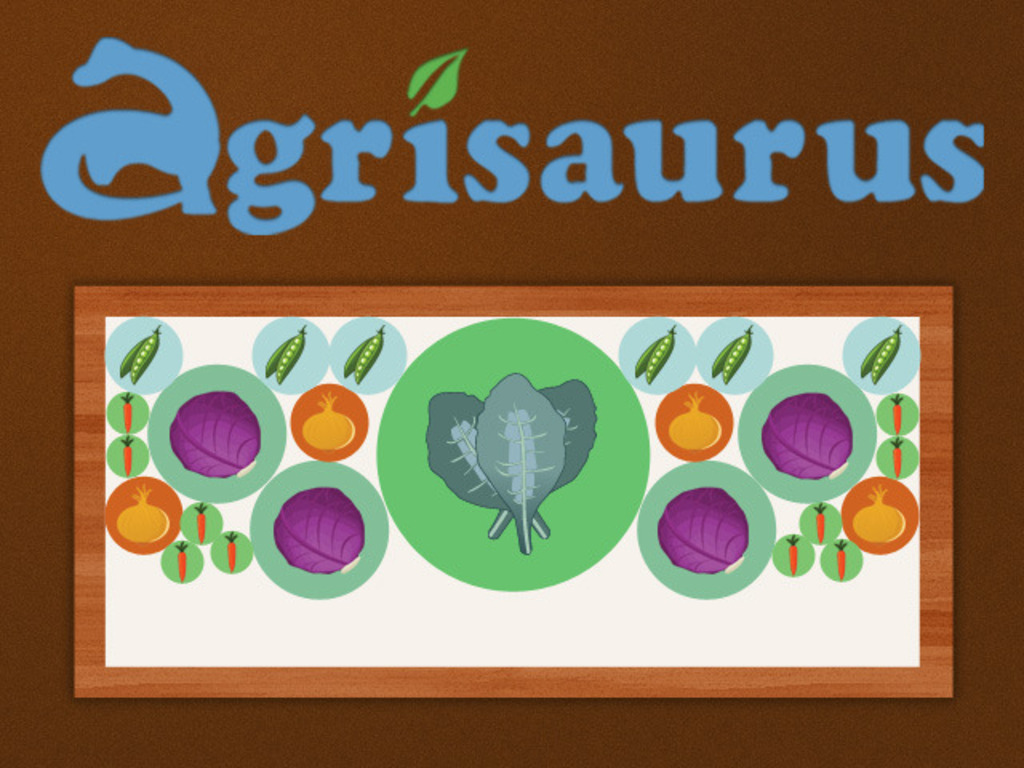 Agrisaurus: An App for Growing Food's video poster