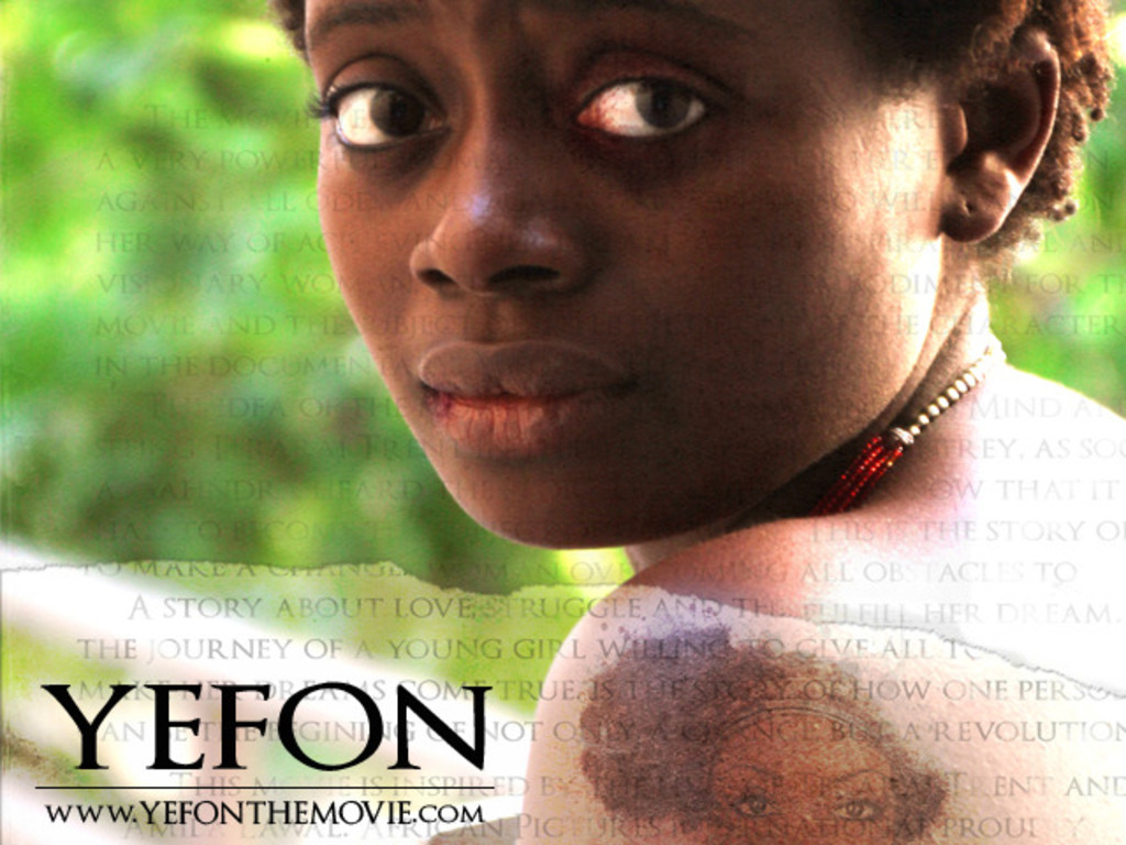 YEFON the Movie's video poster
