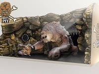 Roxy the Rancor Cave Set