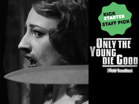 Only The Young Die Good (film soundtrack)