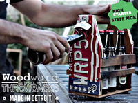 Woodward Throwbacks - Reclaimed Woodworking Detroit