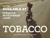 Tobacco Motorwear: U.S. Made Kevlar Lined Jeans