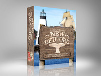 New Bedford: A Boardgame of Historic Whaling & Town Building