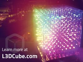 音楽とインターネットとLEDの共演。光のアートを手軽に作れるガジェット「L3D Cube」 5番目の画像
