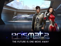PRISMATA: A New Hybrid Game of Pure Strategy