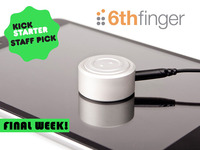 6thfinger: Keep games or apps active without human touch