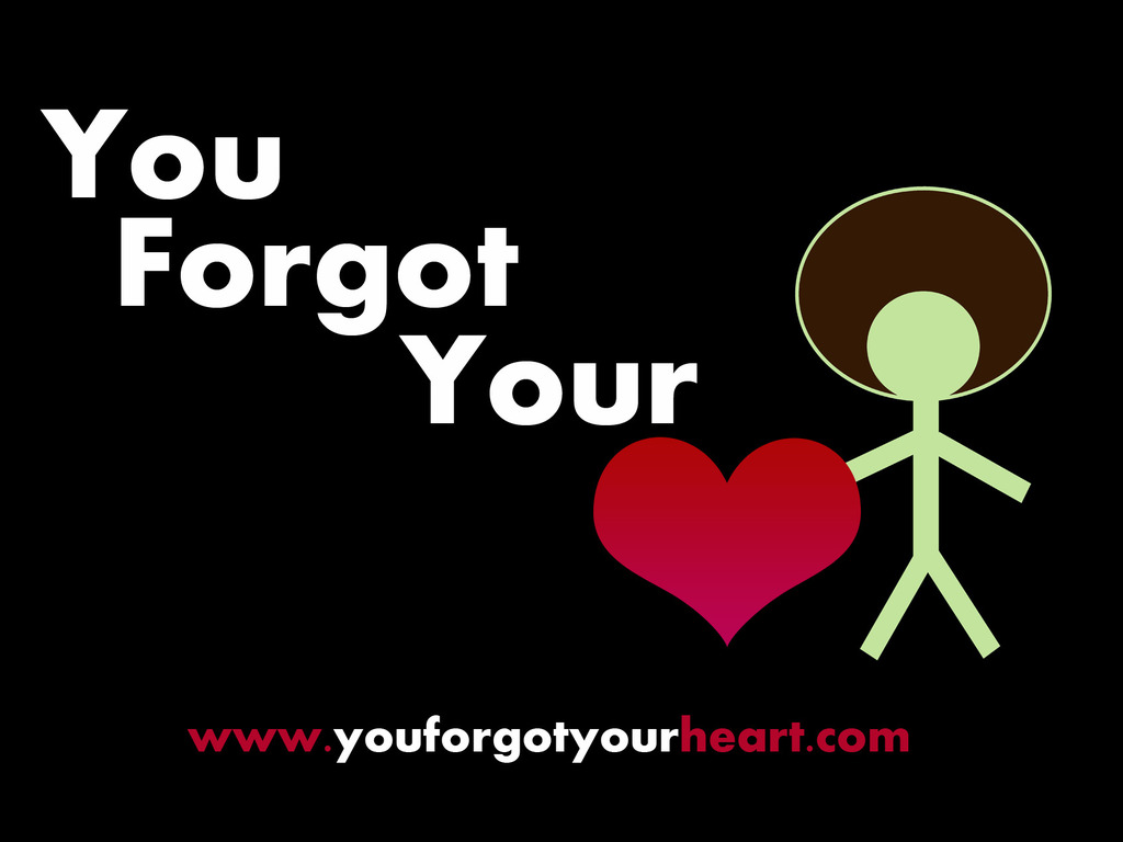 """""""You Forgot Your Heart""""'s video poster"""