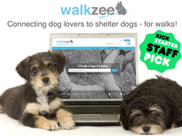 walkzee - A free platform to find & walk local shelter dogs!