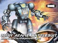 30mm Ayame Battlesuit Miniatures