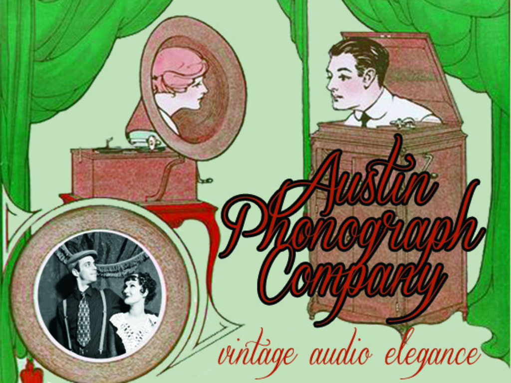 Austin Phonograph Company - Hand Cranked Entertainment's video poster