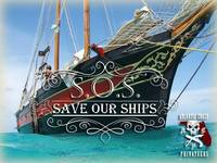 S.O.S.  Save our Ship!