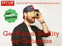 DIY Virtual Reality Open Source Future