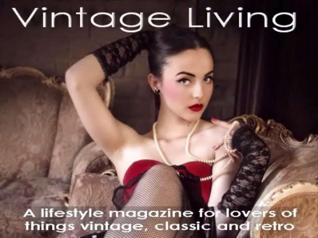 Vintage Living Magazine | Classic, Retro, Mod & Indie Style's video poster