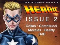 Zenith Comics Presents: Heroic #2