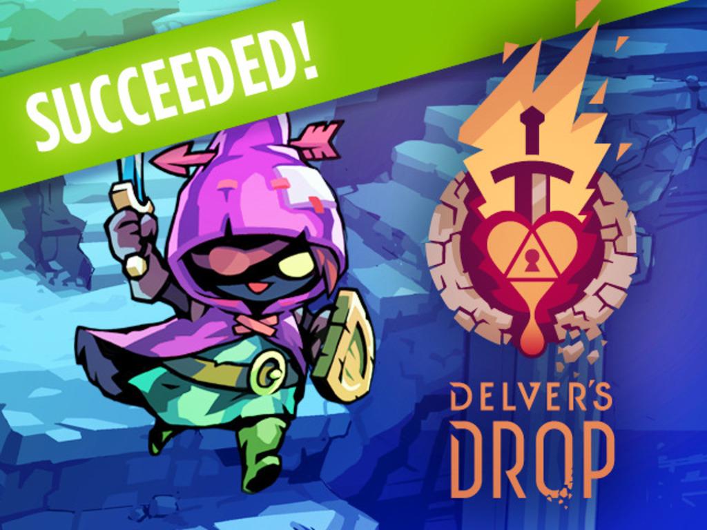 DELVER'S DROP's video poster