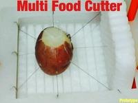 Multi Food Cutter: The One Cut CUBE.