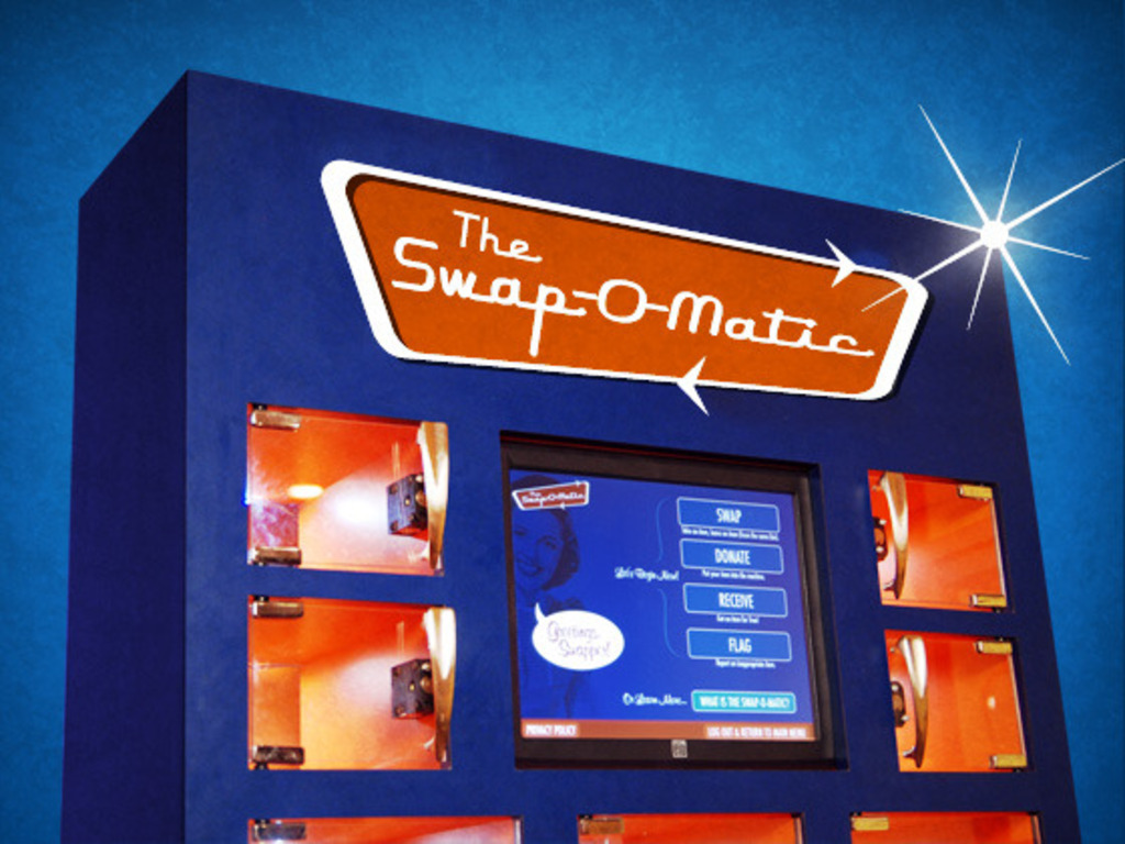 The Swap-O-Matic Project's video poster