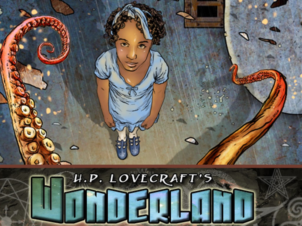 H.P. Lovecraft's Wonderland's video poster
