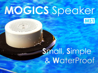 Mogics Speaker - Small & Simple Anywhere