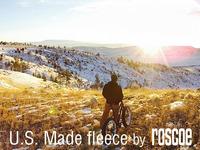 Roscoe Outdoor USA Made Polartec Pullover Fleece