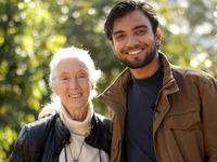 All Living Things – Manoj Gautam and Jane Goodall in Nepal