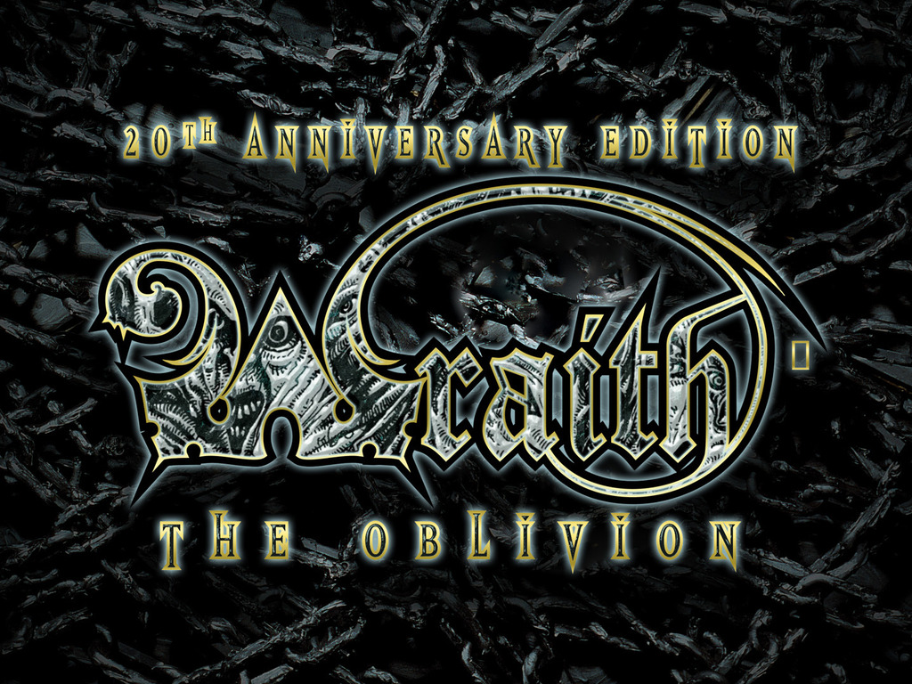 Deluxe Wraith: the Oblivion 20th Anniversary Edition's video poster