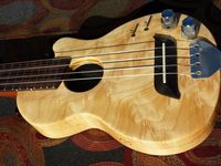 Ukelation - The eclectic electric ukulele