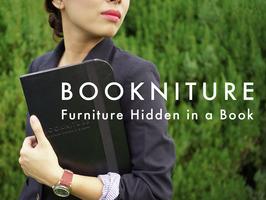 本を椅子にしてみたらどうなる? 驚きのアイデアから誕生したガジェット「BOOKNITURE」 7番目の画像