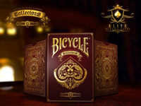 Collectors Bicycle® Playing Cards Deck