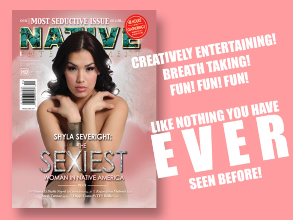 "Native Entertainment Magazine's ""Sexiest People"" Issue!!'s video poster"