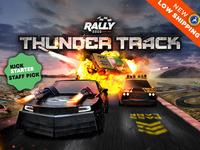 *** T H U N D E R  - T R A C K *** Relaunch from Turbo Rally