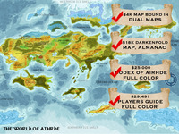 Aihrde: An RPG Setting from the Makers of Castles & Crusades