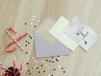 Christmas cards for the Holiday Season