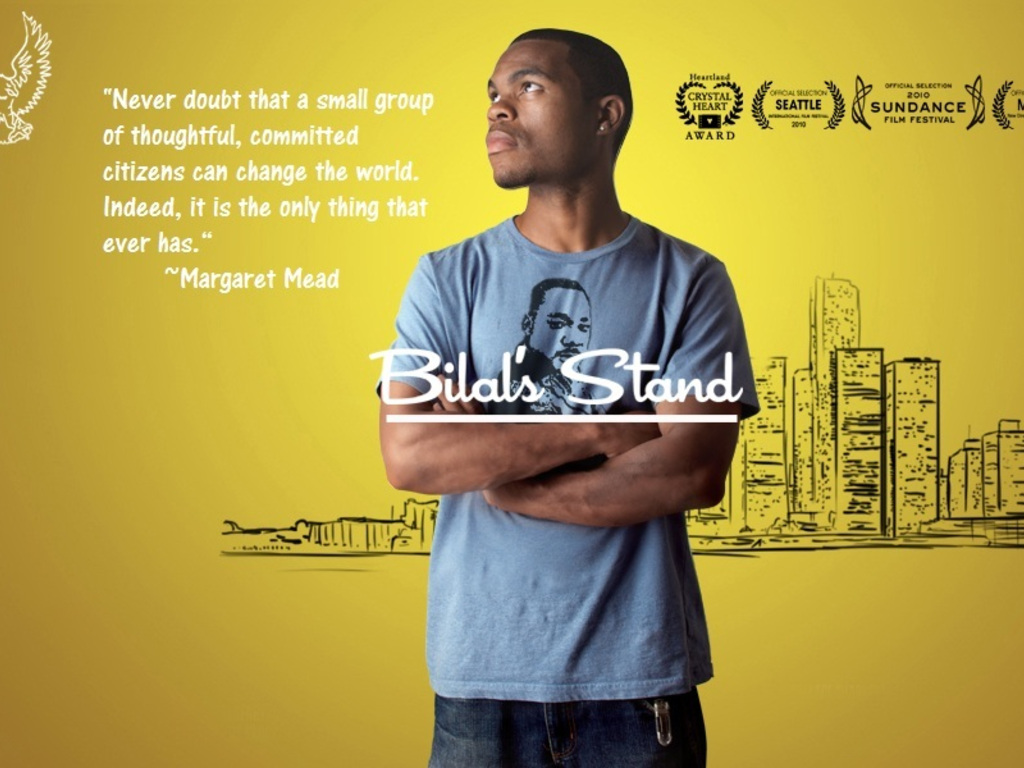 BILAL'S LAST STAND: Inspire & Empower 1 MM Youth with Movie's video poster
