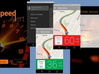 Speed Alert App (Android & iPhone)