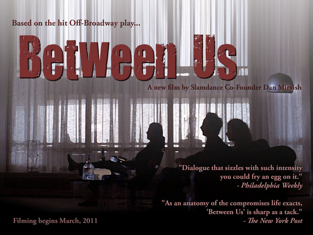 BETWEEN US: Based on the hit play; the upcoming movie by's video poster