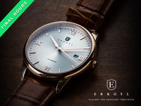 ERROYL - Elegant and Enduring Watches