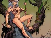 "Prymal The Jungle Warrior ""The Savage Campaign"""