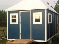 Tiny Home Build- Disabled/Homless Veterans Community