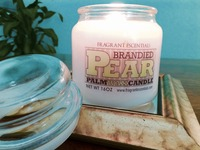 HIGHLY SCENTED Palm Wax Candles by Fragrant Escentials