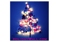HolidayWall - Christmas Tree Wall Decoration