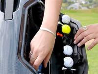 AEROE GolfPod - The Original Hardshell Golfbag