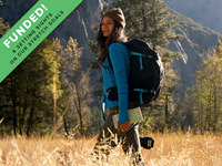 The Kashmir - Female Focused Camera Pack Built for Adventure