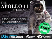 The Apollo 11 Virtual Reality Experience - Education VR