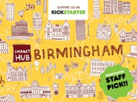 Epic Brum - Making Impact Hub Birmingham a Reality.
