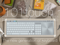 101touch - The new generation of keyboard
